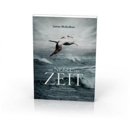 Die Nebel der Zeit: Die Lebensgeschichte von Cymba, dem Albatros aus Südgeorgien. Titelbild