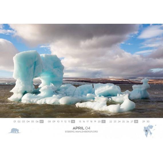 Spitzbergen-Kalender 2019