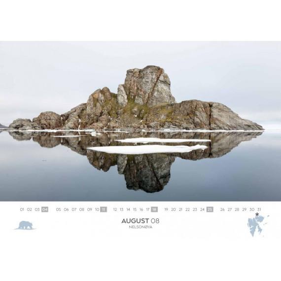 Svalbard-kalender 2019