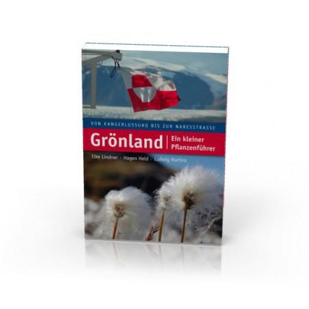 Grönland - Ein kleiner Pflanzenführer. Umschlag und Titelbild.