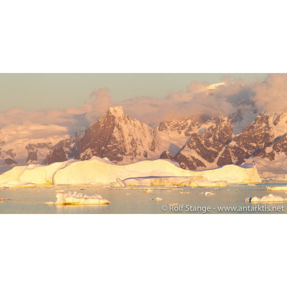 Limited edition postcard set Antarctica