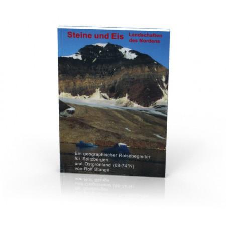 Steine und Eis. Landschaften des Nordens. Umschlag