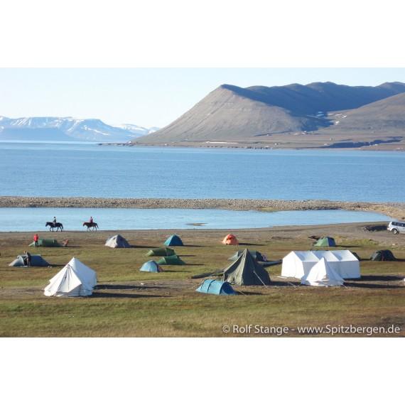 Spitzbergen-Svalbard: der Spitzbergen-Reiseführer