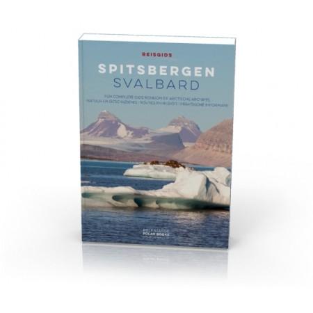 Spitsbergen – Svalbard (reisgids, nederlands). Cover