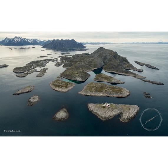 Screensaver: Aerial Arctic