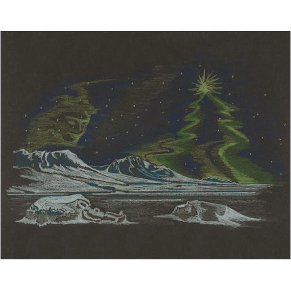 copy of Arktische Weihnachten - Das Fest des Lichts im Dunkel der Polarnacht