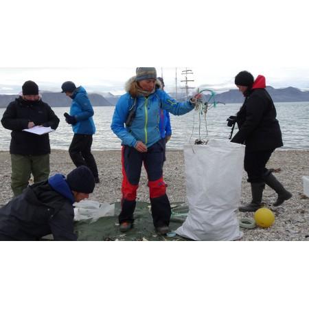 Online-Vortrag von Birgit Lutz, 20.1.: Plastik im Polarmeer - was geht uns das an?