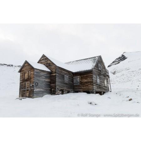 Online-Vortrag von Rolf Stange, 10.2.: Das Svenskehuset: Expeditionen und Eismeerdramen