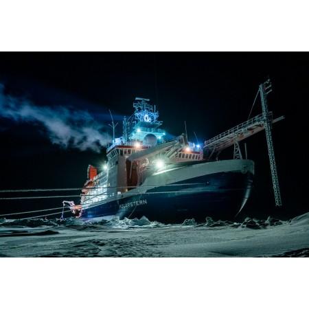 Der arktische Mittwoch - online Vortrag: 100 Tage in der Polarnacht am Nordpol – Die Mosaic Expedition.