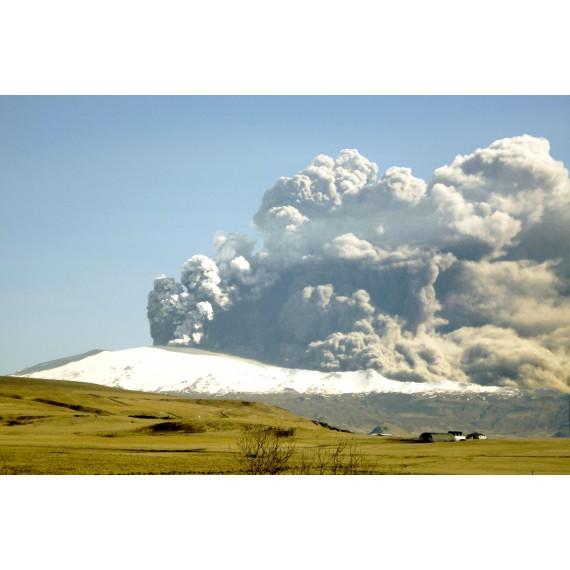 Vortrag Henry Páll Wulff, 7.4.: Mystisch, bezaubernd und heiß: Island und seine Vulkane