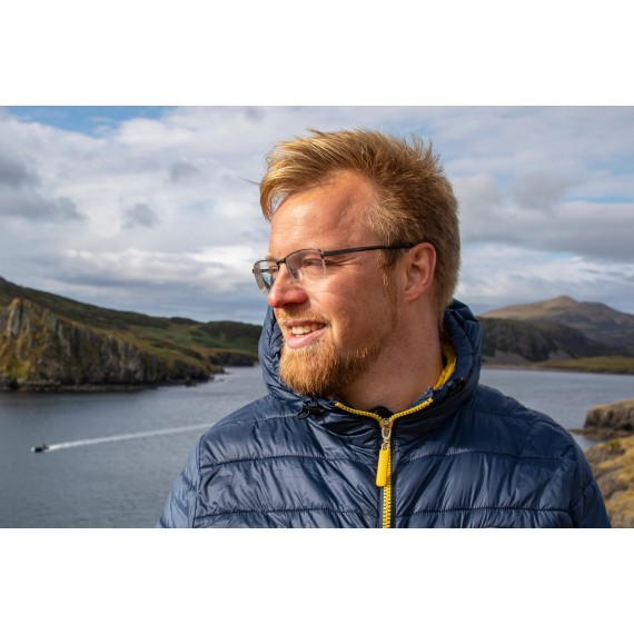 Online presentation with Henry Páll Wulff, 7.4.: Iceland