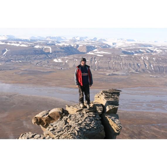 "Online presentation ""Spitsbergen - the east coast"", 14.4."