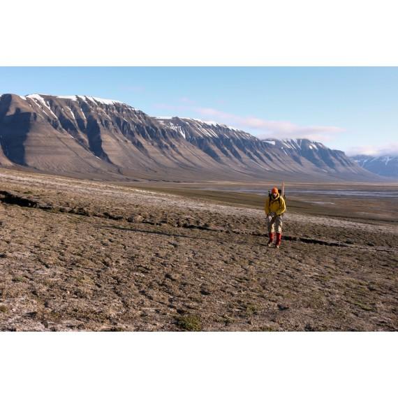 Vortrag Rolf Stange 14.4.: Die Ostküste - Geschichte(n) einer legendären Spitzbergen-Route