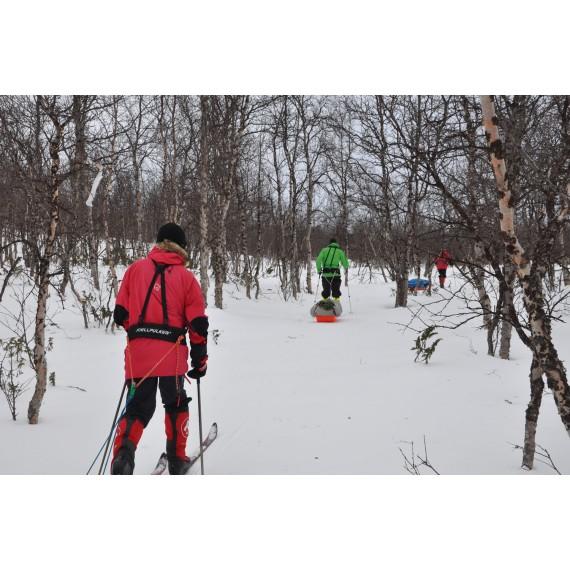 Vortrag Birgit Lutz 24.3.: Sanfte Wildnis – Skitour durch die nordnorwegische Finnmark