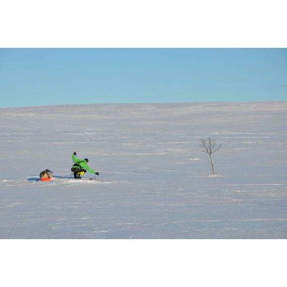 """Online presentation by Birgit Lutz: """"Winter wilderness in north Norway"""", 24.3."""