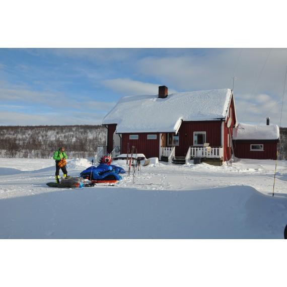 "copy of Online foredrag med Birgit Lutz: ""På skitur i Finnmarken"", 24.3."