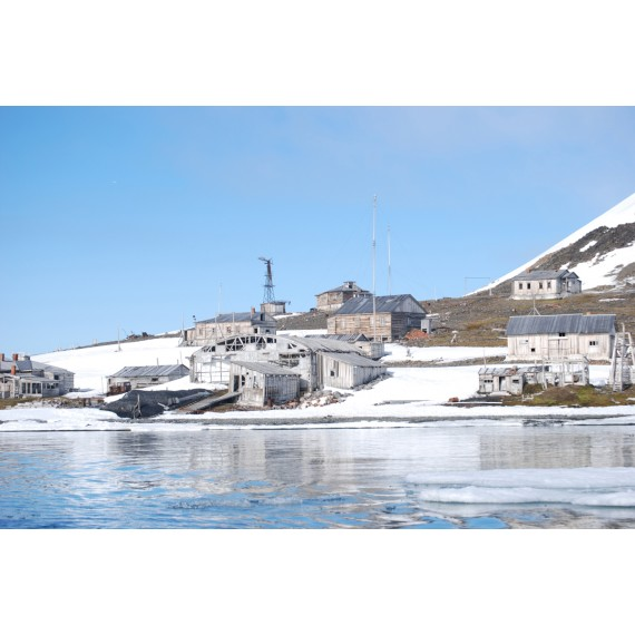 Vortrag Birgit Lutz, 21.4.: Franz Joseph Land – die vergessenen Inseln im Eis