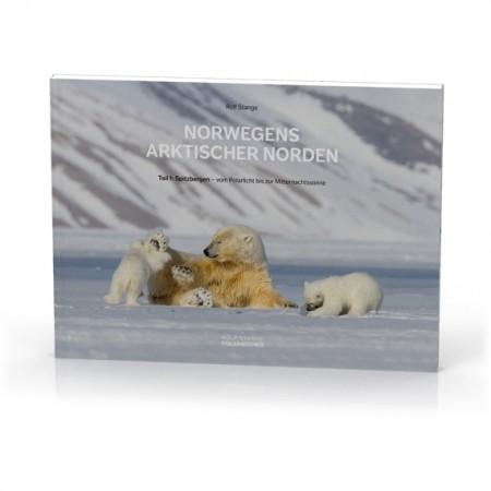 Norwegens arktischer Norden (1): Aerial Arctic - Lofoten, Jan Mayen og Svalbard fra luften