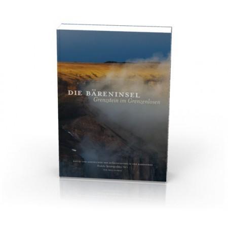 Bäreninsel-Buch: Umschlag