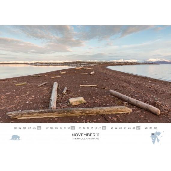 Svalbard-kalender 2022