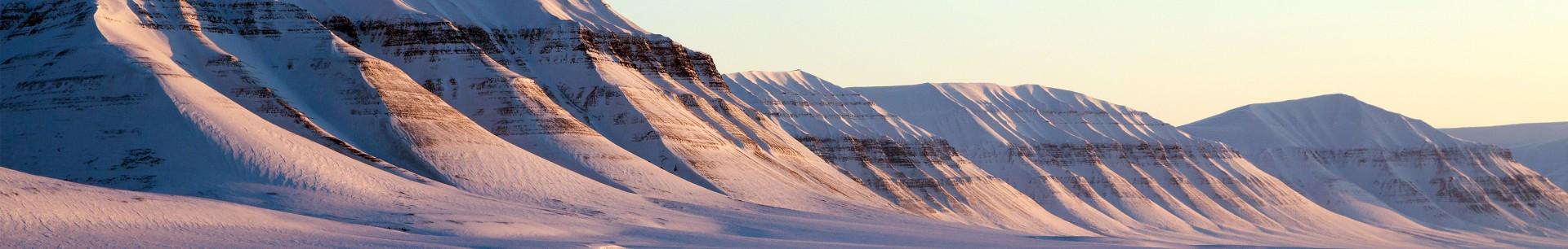 Arktis-bøker: guidebøker (Svalbard, Jan Mayen mm), fotobøker og annet polar-lesestoff.