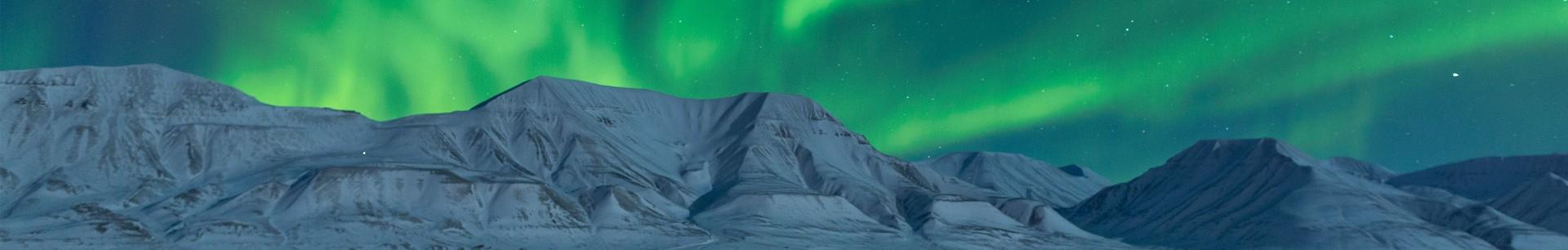Polar-postkort: Svalbard-postkort og Antarktis-postkort, sett med 12 postkort hver. Limitert utgave.